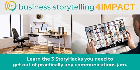 Business Storytelling for Impact tickets
