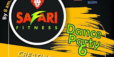 Safari® Dance Party 06 tickets
