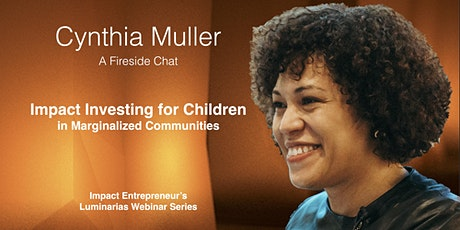 Impact Investing for Children in Marginalized Communities tickets