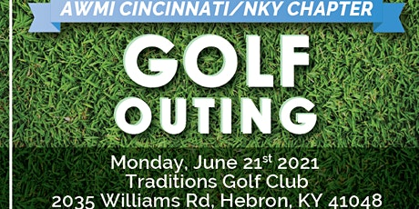 AWMI Cincinnati/Northern Kentucky Chapter GOLF OUTING tickets