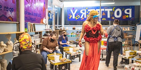 Naughty Pottery with Naomi Black (Let's get Dirty!) tickets