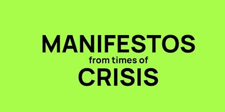 A UX Glasgow Manifesto tickets