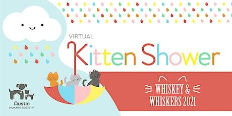 Whiskey & Whiskers - 7th Annual Kitten Shower biglietti