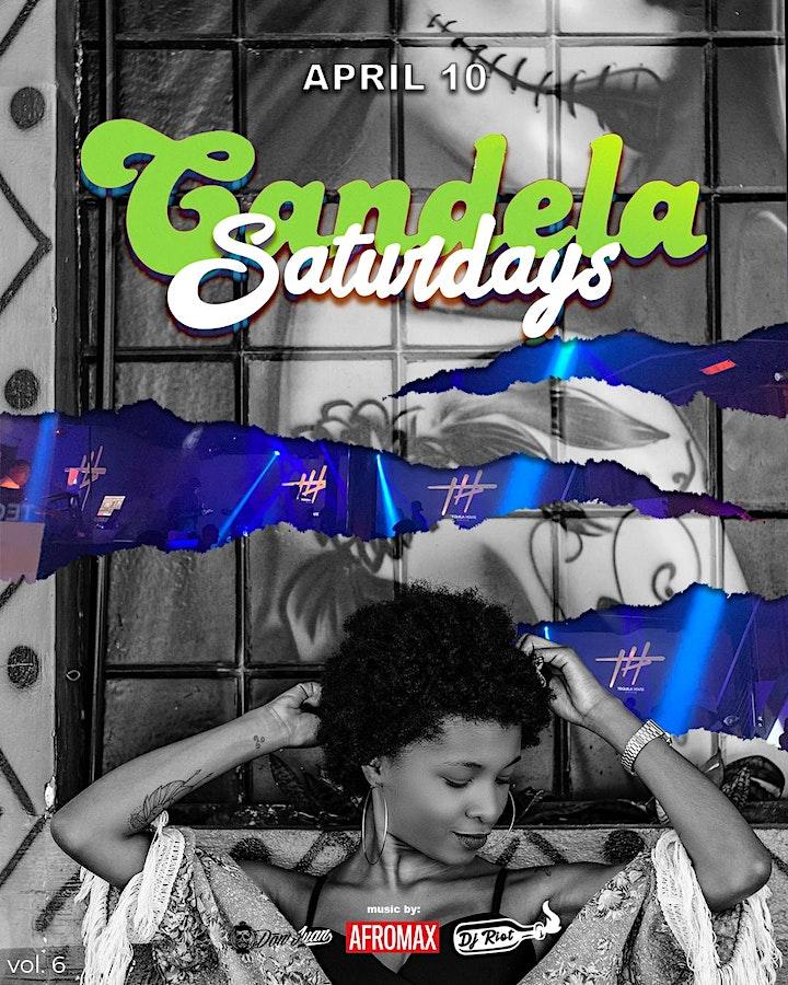 CANDELA SATURDAYS @ Tequila House (Apr.10) image
