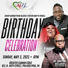 Birthday Celebration for Bishop Q.S. Blacks and Pastor Maryta Powell tickets