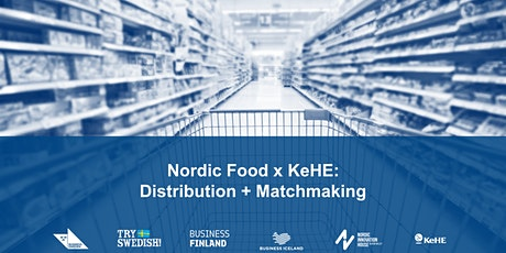 Nordic Food x KeHE: Distribution + Matchmaking tickets