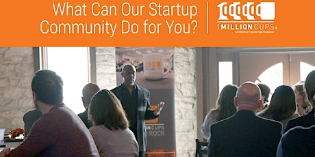 1 Million Cups Round Rock - May tickets