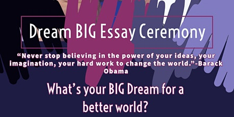 Dream BIG Contest Awards Ceremony tickets