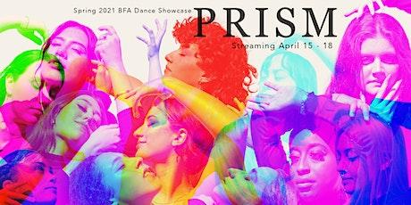 Prism (Spring 2021 BFA Dance Showcase) tickets