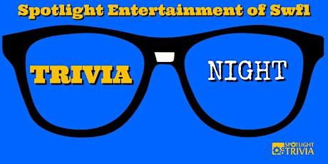 Monday Night Trivia In Bonita Springs tickets