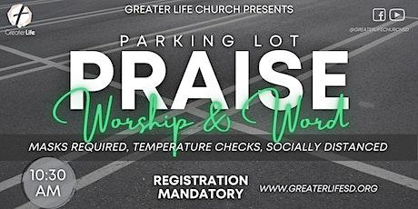 GLC Parking Lot Praise, Worship & Word boletos