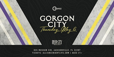 Gorgon City - Jacksonville, FL tickets