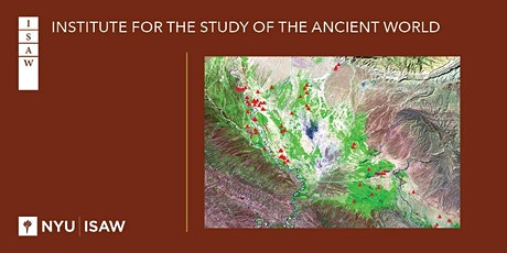 RESCHEDULED: Analysis of Land, Water, and Settlement:   Zagros-Mesopotamia tickets