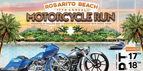 17th Annual Rosarito Beach Motorcycle Event tickets