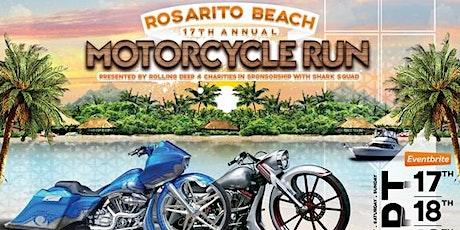 17th Annual Rosarito Beach Motorcycle Event boletos