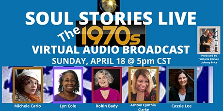 Soul Stories Live: The 1970s tickets