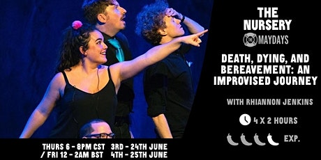 Online Super-Elective: Death, Dying, & Bereavement - An Improvised Journey tickets