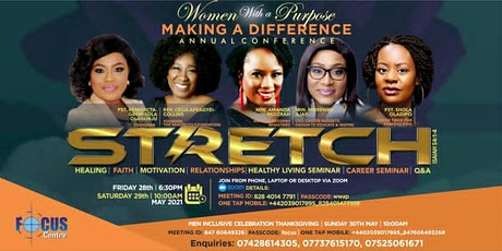 WOMEN WITH A PURPOSE   MAKING A DIFFERENCE CONFERENCE | 2 DAYS EVENT tickets