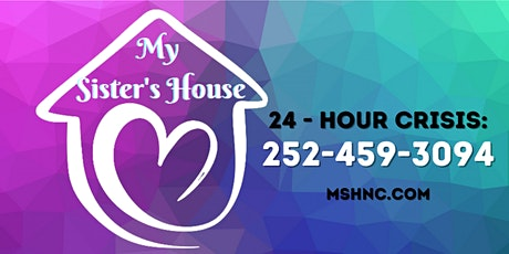 Dine, Listen, and Learn: A Fundraiser for My Sister's House tickets
