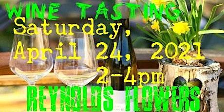 Springtime (Outdoor) Wine Tasting tickets