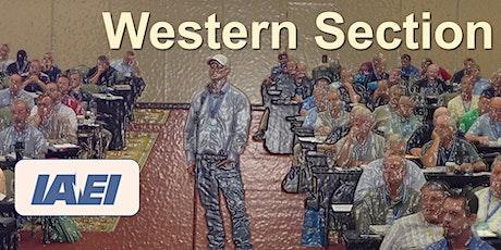 IAEI Western Section Attendee Registration tickets
