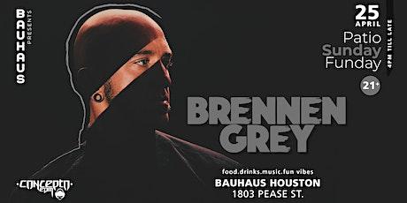 Patio Sundays feat. Brennen Grey tickets