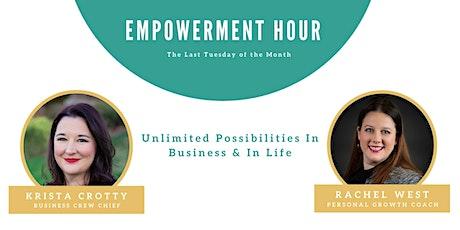 Empowerment hour tickets