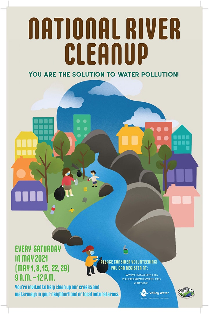 Virtual National River Cleanup 2021 image