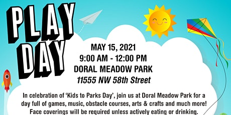 Play Day - Take Kids to Park Day tickets