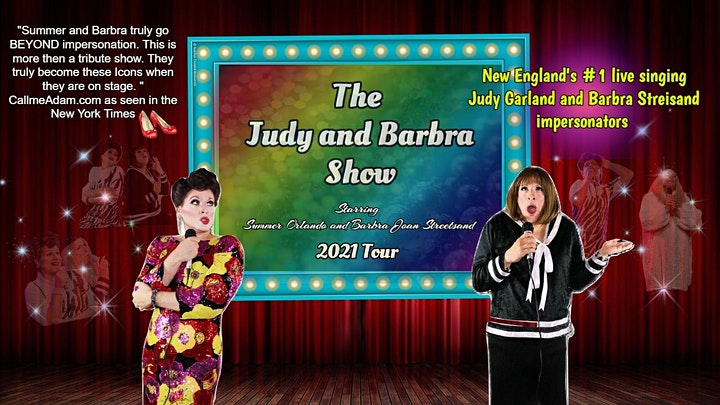 The Judy and Barbra Show image