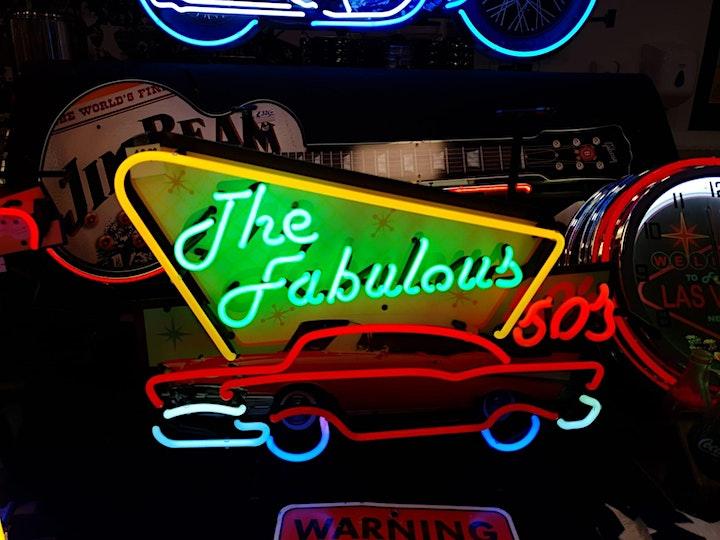 The Ardingly Weekender (jukebox & retro fair) image