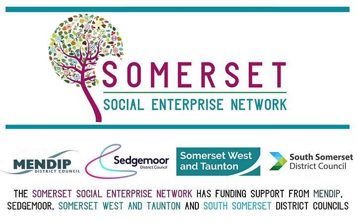 SHARE IT!  Networking for Somerset Social Enterprises image