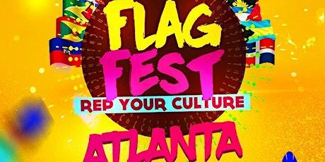 "FLAG FEST ' REP YUH CULTURE ""  ATLANTA  MEMORIAL WEEKEND 2021 EDITION tickets"