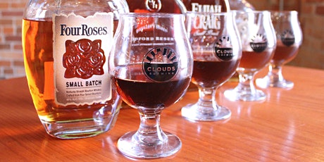 Bourbon Tasting at Clouds Brewing Durham tickets