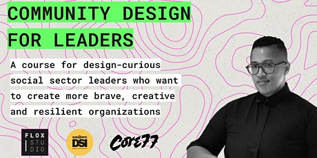Community Design For Leaders Info Session tickets