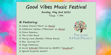 Good Vibes Music Festival tickets