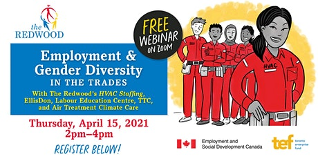 Employment and Gender Diversity in the Trades tickets