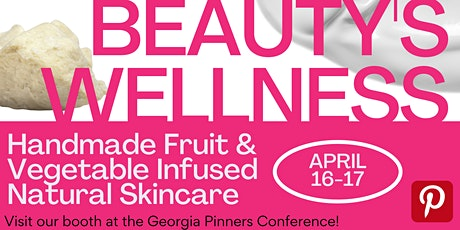 Beauty's Wellness at Georgia Pinners Conference tickets