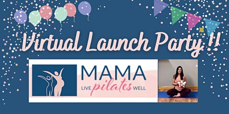 Mamalivewell Virtual launch Party tickets