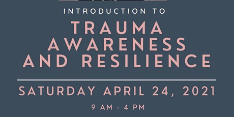Introduction to Trauma Awareness and Resilience tickets
