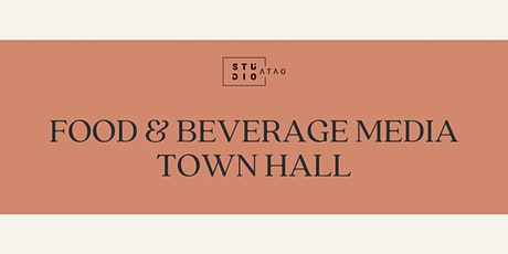 Practicing Accountability: A Food & Beverage Media Townhall tickets