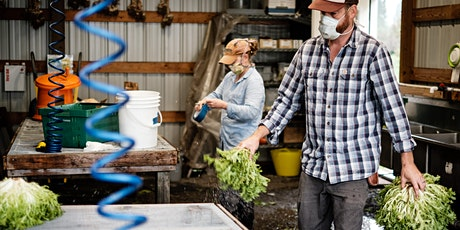 Meet Your Local Farmer and Learn About CSA's tickets