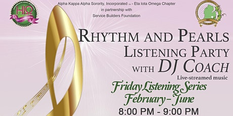 Rhythm and Pearls Listening Series tickets