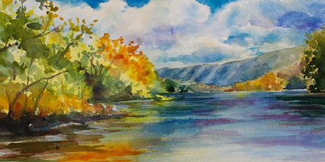 Riverside Watercolor Painting Workshop tickets