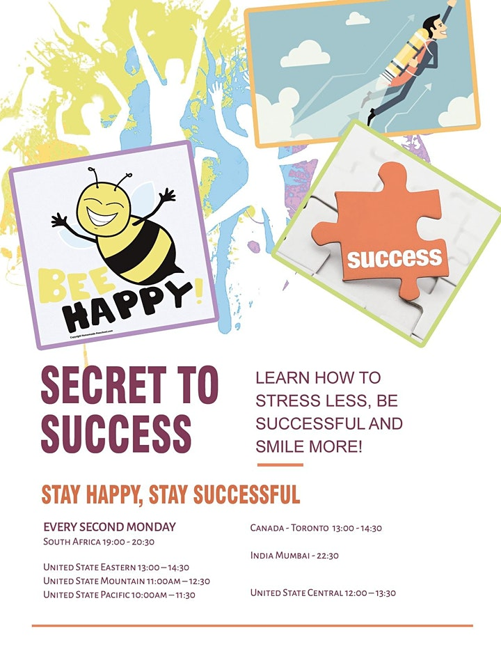 Health and Happiness Workshop image