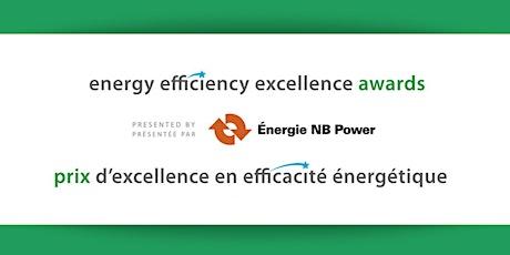 Prix d'excellence en efficacité énergétique 2020 : Édition virtuelle billets