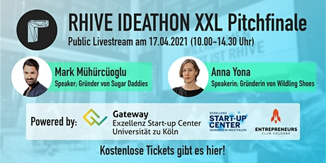 RHIVE Ideathon XXL 2021 | Public Livestream Tickets