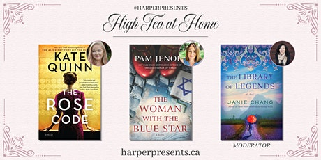 #HarperPresents: Spring High Tea at Home tickets