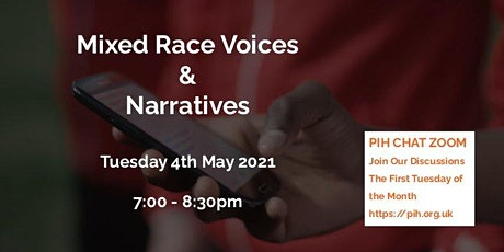 Mixed Race Voices & Narratives tickets