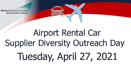 Airport Rental Car Supplier Diversity Outreach Day tickets